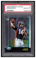1998 Bowman Chrome  #7 Brian Griese RC PSA 10