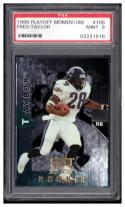 1998 Playoff Momentum Hobby #106 Fred Taylor PSA 9 RC-Rookie