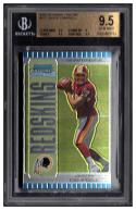 2005 Bowman Chrome #117 Jason Campbell RC Beckett BGS 9.5