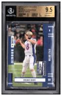 2005 Bears Playoff Prestige National Convention #4 Kyle Orton Beckett 9.5
