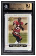 2005 Topps #438 Carnell Cadillac Williams RC BGS 9.5