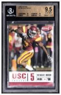 2006 SAGE  Aspire #1 Reggie Bush Graded BGS 9.5