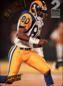 1994 Action Packed #150 Isaac Bruce RC-Rookie