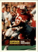 1994 Superior Rookies Samples #54 Mark Montgomery