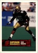 1994 Superior Rookies Samples #67 Sam Rogers