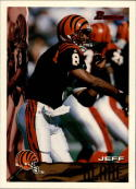 1995 Bowman #57 Jeff Blake RC-Rookie