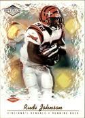 2001 Pacific Impressions #164 Rudi Johnson NM-MT RC-Rookie