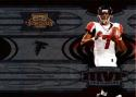 2005 Contenders MVP Contenders Red #8 Michael Vick  #'d/500 Falcons