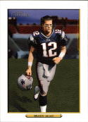 2006 Topps Turkey Red White #280B Tom Brady/(only stands in background)