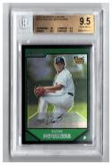 2007 Bowman Chrome #210 Daisuke Matsuzaka RC BGS 9.5-Rookie Red Sox