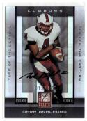 2008 Donruss Elite Turn of the Century Autographs #178 Mark Bradford Autograph #'d/100