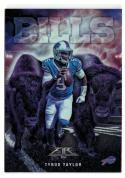 2015 Topps Fire Into The Wild #ITW-TT Tyrod Taylor  Bills