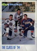 1993 Classic Promos #PR2 O'Neill/Bonsignore/Friesen NM Near Mint
