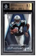 2006 Upper Deck SPx SPxclusives #EXDW DeAngelo Williams Beckett 9.5 #'d/650