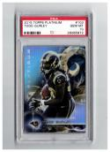 2015 Topps Platinum #103 Todd Gurley RC Graded PSA 10 GEM MINT Rams