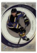 2005-06 Upper Deck Ice #165 Andy Roach  RC-Rookie #'d/2999 Blues