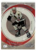 2005-06 Upper Deck Ice #174 Rene Bourque  RC-Rookie #'d/2999 Blackhawks