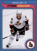 2008-09 O-Pee-Chee 1979-80 Retro #516 Brian Lee  Senators