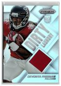 2014 Panini Prizm Dirty Laundry Prizm #15 Devonta Freeman  MEM Falcons
