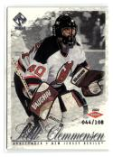 2001-02 Private Stock Silver #129 Scott Clemmensen #'d 44/108