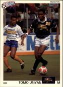 1991 Soccer Shots MSL #NNO Tomo Usiyan Prototype