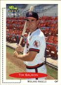 1991 Classic Best #329 Tim Salmon NM-MT