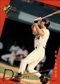 1993 Classic Best Gold Promos #NNO David McCarty