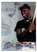 1992 Minors Top Prospect Holograms #TP2 Cliff Floyd  Baseball