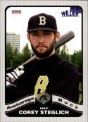 2008 Anchorage Bucs Choice #24 Corey Steglich  Baseball