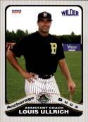 2008 Anchorage Bucs Choice #29 Louis Ullrich  Baseball