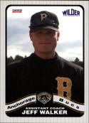 2008 Anchorage Bucs Choice #30 Jeff Walker  Baseball