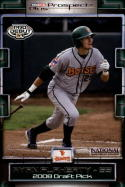 2008 TRISTAR Prospects Plus National Convention Promo #RF-N Ryan Flaherty