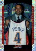 2004-05 Bowman Chrome X-Fractors #46 Derek Fisher #'d/150