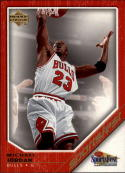 2006 Upper Deck SportsFest #NBA-1 Michael Jordan NM-MT 50/50!