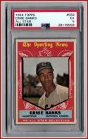 1959 Topps #559 Ernie Banks AS PSA 5 EX Cubs Baseball